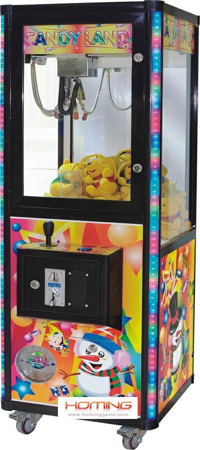Toy Claw Machine Game : Small crane machine game arcade