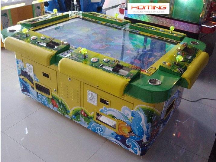 Fish hunter fishing game machine fish hunter fishing game for Arcade fish shooting games