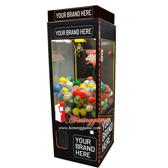 Crane Machine|2018 HomingGame USA New Style Crane Arcade