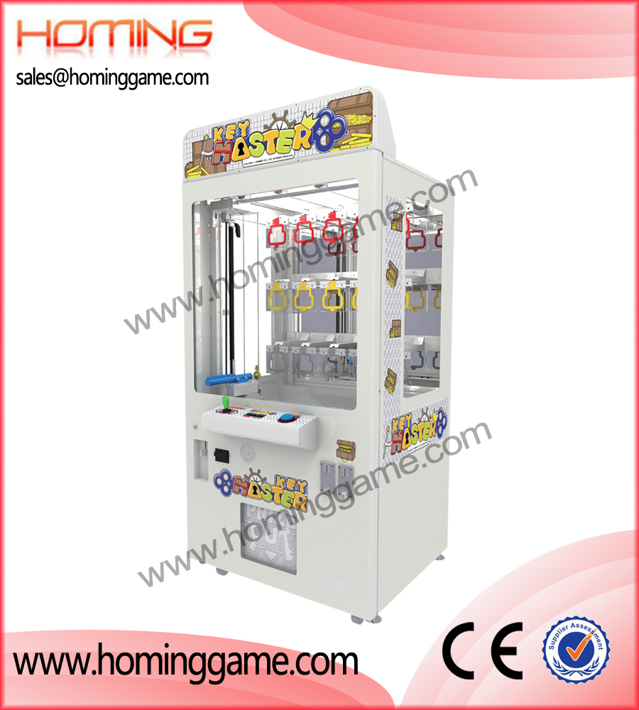 Key Master,Key master game machine,Key master prize arcade game machine,Key Master Prize game machine,key master arcade game machine,key prize game machine,key prize vending machine,prize vending machine,prize redemption game machine,key push prize game machine,game machine,arcade game machine,coin operated game machine,amsuement game machine,amusement park game equipment,indoor game machine,electrical slot game machine,vending machine