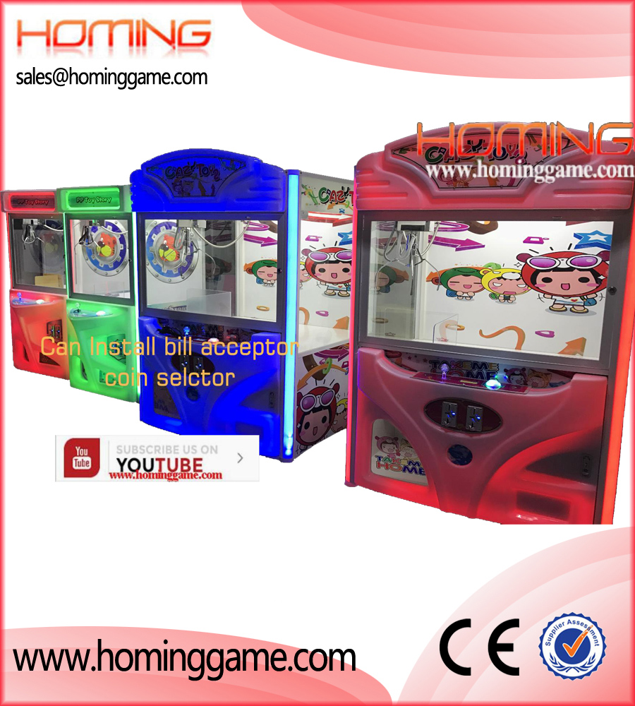 2017 Luxury LED Lighting Toy Story Claw Crane Game Machine,crane machine,claw game machine,claw machine,coin operate crane machine,toy story crane machine,prize game machine,game machine,arcade game machine,coin operated game mahcine,indoor game machine,entertainment game mahcine,slot game machine,vending machine,children game machine,kids game machine,prize redemption game machine