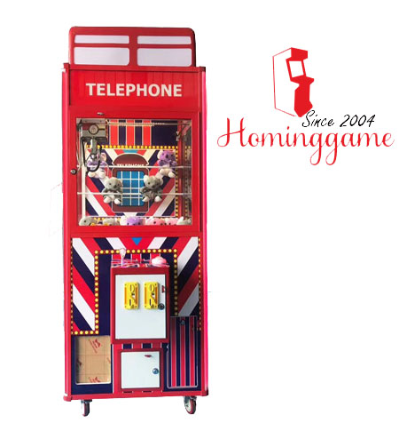 England Style Telephone Crane Game Machine,Crazy Toy Story 3 Crane Machine,Double Player Claw Machine,Crane Machine,Crane Game Machine,Toy story crane machine,Claw Game,Claw Game Machine,Claw Machine,Crazy Toy,Prize Game Machine,Prize Vending Machine,Vending Machine,Game Machine,Arcade Game Machine,Operated Game Machine,Coin Operated Game Machine,Amusement Game Machine,Amusement Game Equipment,Sot Game Machine,Family Entertaiment Game,Family Entertainment,Indoor Game