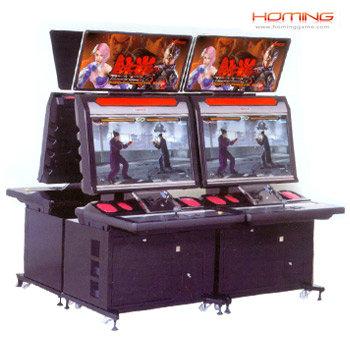 Tekken 6 fighting games /arcade video cabinet fighting game ...