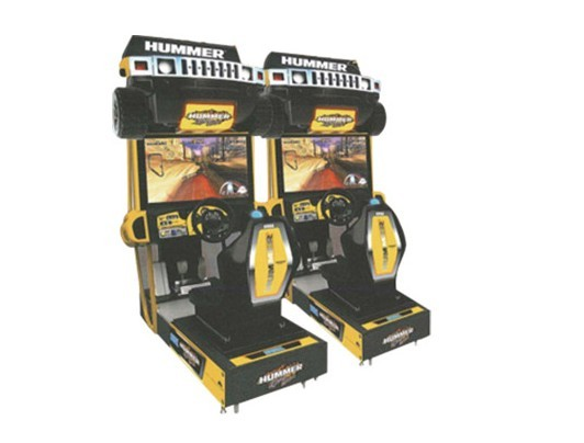 Hummer arcade video racing car,Car Racing Games,Bike Games,Simulator