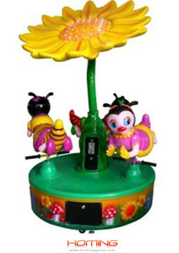 Honey Bee park rides game machine,carousel rides,park rides