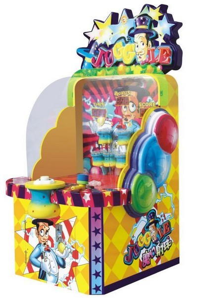 Juggle shooting basketball game machine,game machine,coin operated game machine,arcade game machine