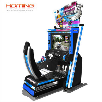 Initial D5 racing car game machine,racing car game machine