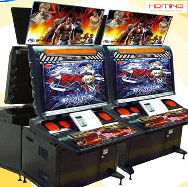 The fighting of Emperor video cabinet machine,Fighting games ...