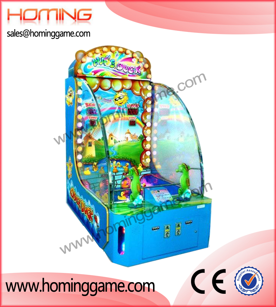 chase duck redemption game machine,ticket game machine,redemption machine,game machine,arcade game machine,coin operated game machine,game equipment