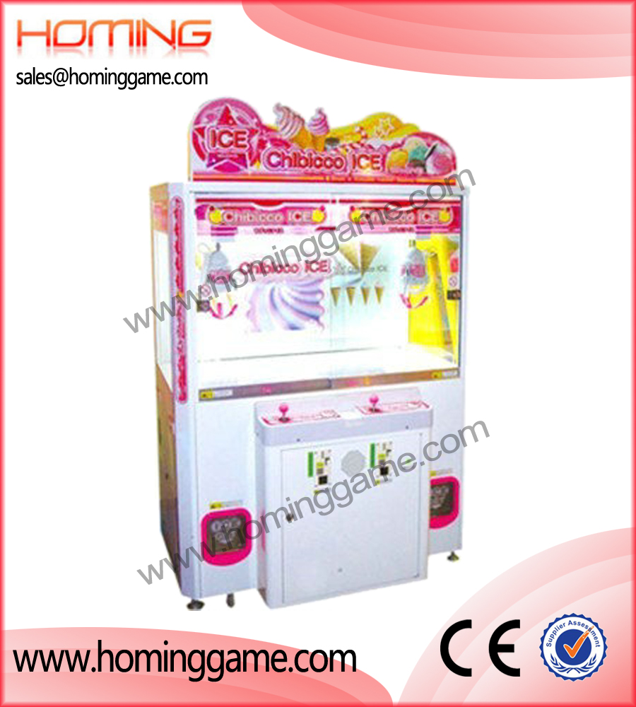 Catch Ice prize vending game machine,prize game machine,prize vending machine,game machine,coin operated game machine,arcade game machine,amusement machine,amusement equipment