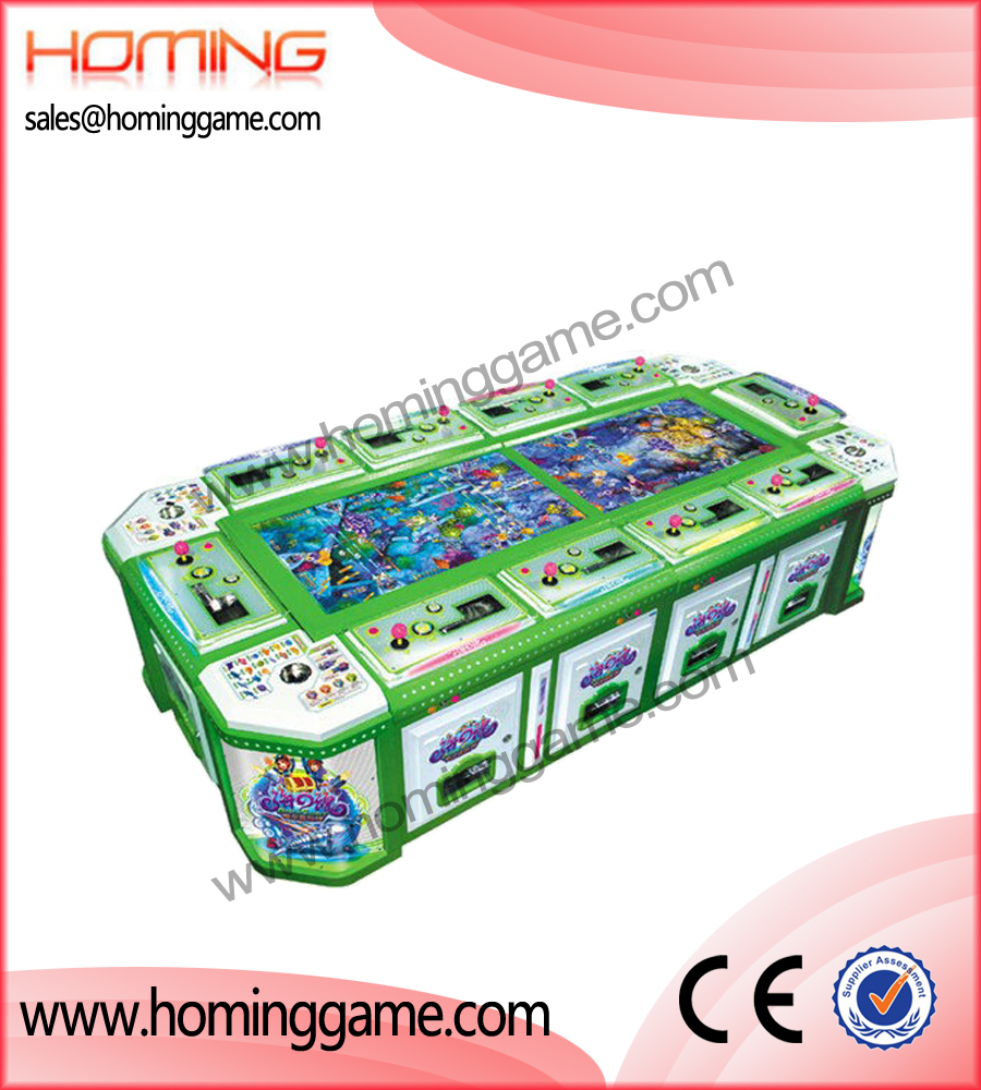 Sea of Souls arcade fishing video,fishing game machine,hunter fish game machine,game machine,coin operated game machine,arcade game machine,amusement machine,indoor game machine,gaming machine,amusement equipment