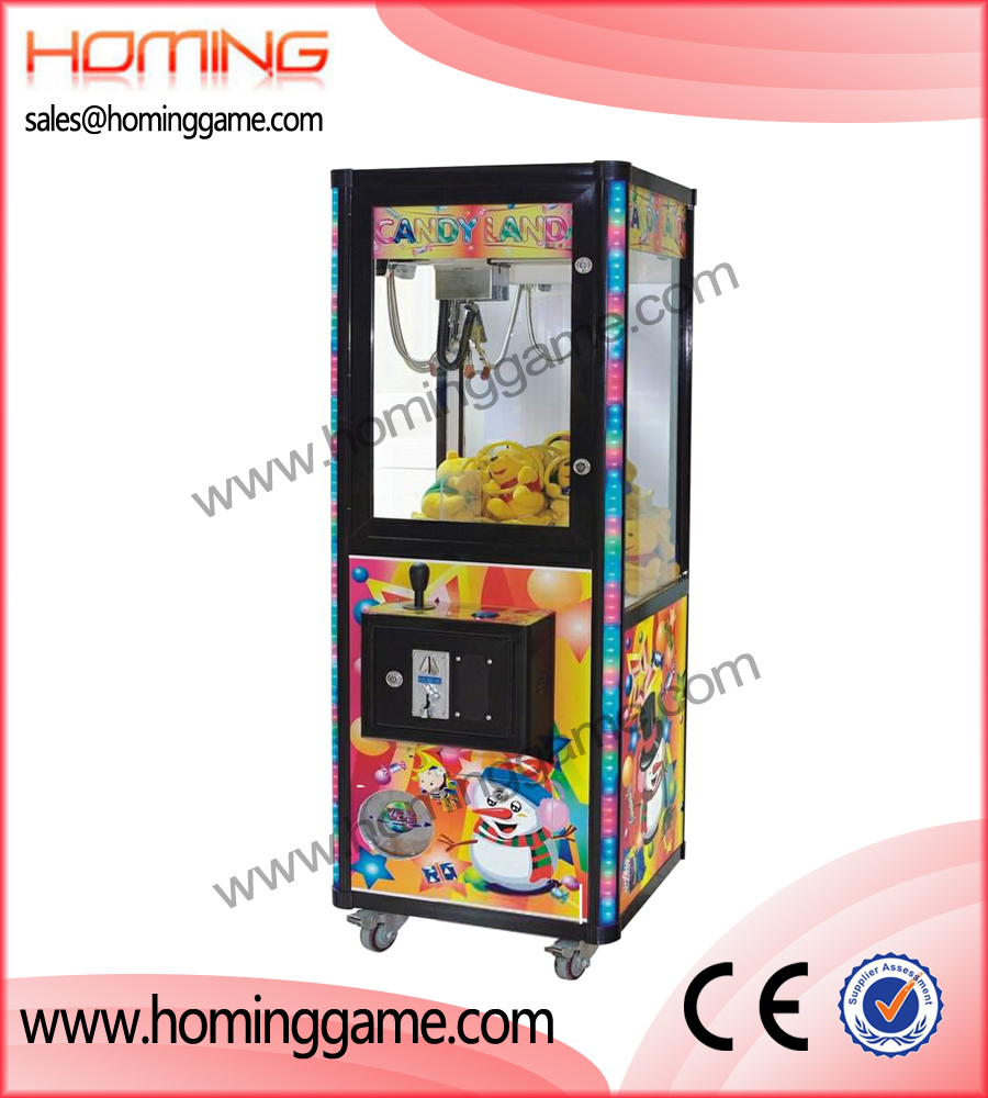 Small Crane Machine Crane Machine Game Machine Arcade Game