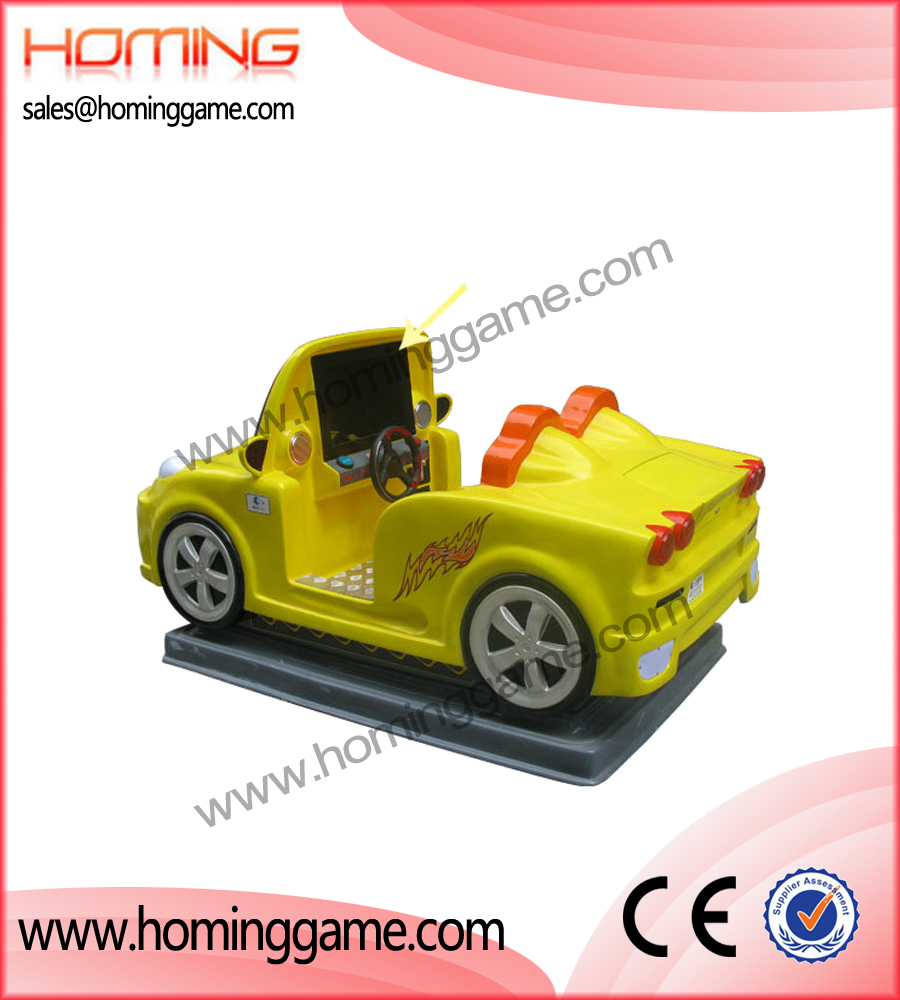 Funny Racing Car Kiddie Rides,game machine,arcade game machine,coin operated game machine,game equipment,amusement machine,indoor game machine