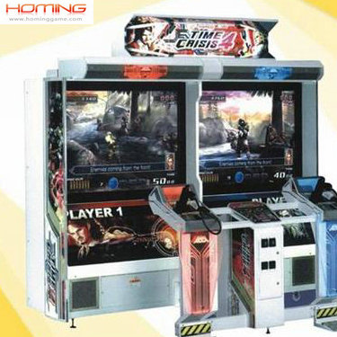 time crisis 4 shooting game machine,arcade shooting game machine,game machine,arcade game machine,game equipment,coin operated game machine