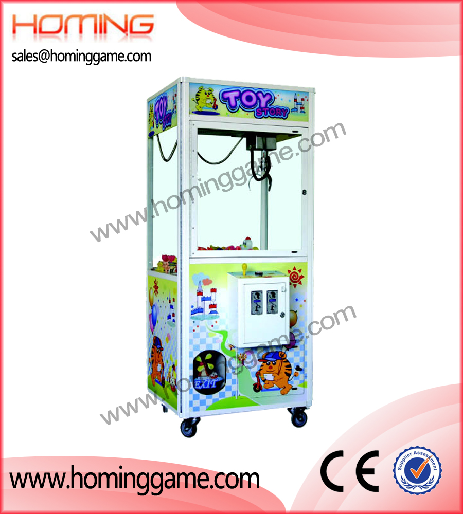 Toy Story crane machine,crane machine,game machine,arcade game machine,indoor game machine,gift machine,prize vending machine,game equipment,amusement game equipment