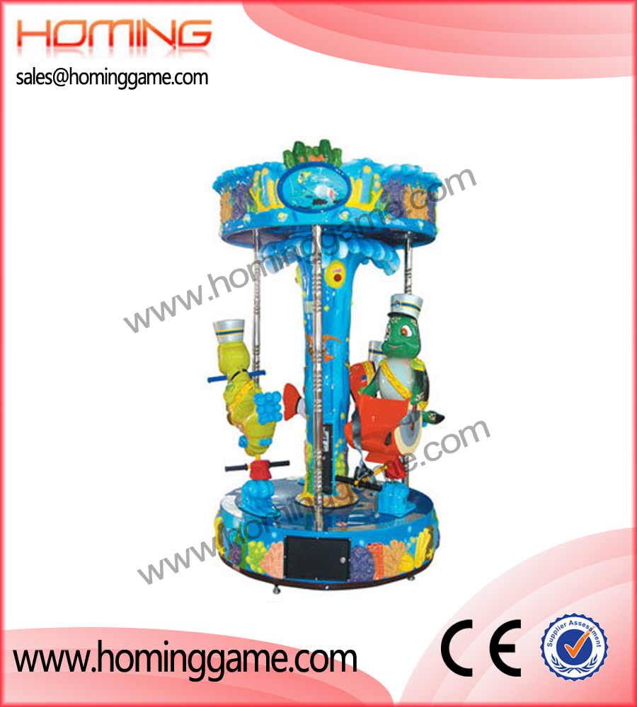 Ocean Carrousel Park rides,amusement park game equipment,carousel rides,game machine,arcade game machine,coin operated game machine,electrical slot game machine