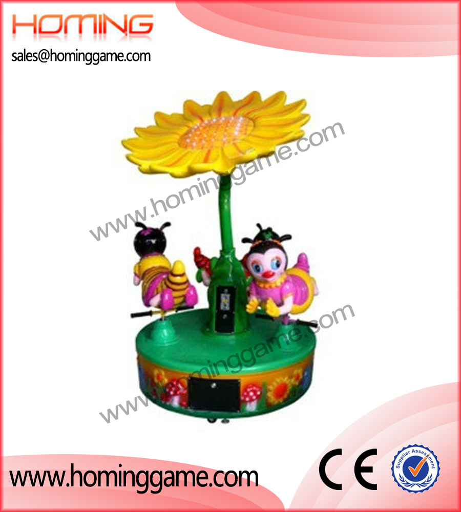 Honey Bee park rides game machine,game machine,carousel rides,amusement game equipment,game equipment