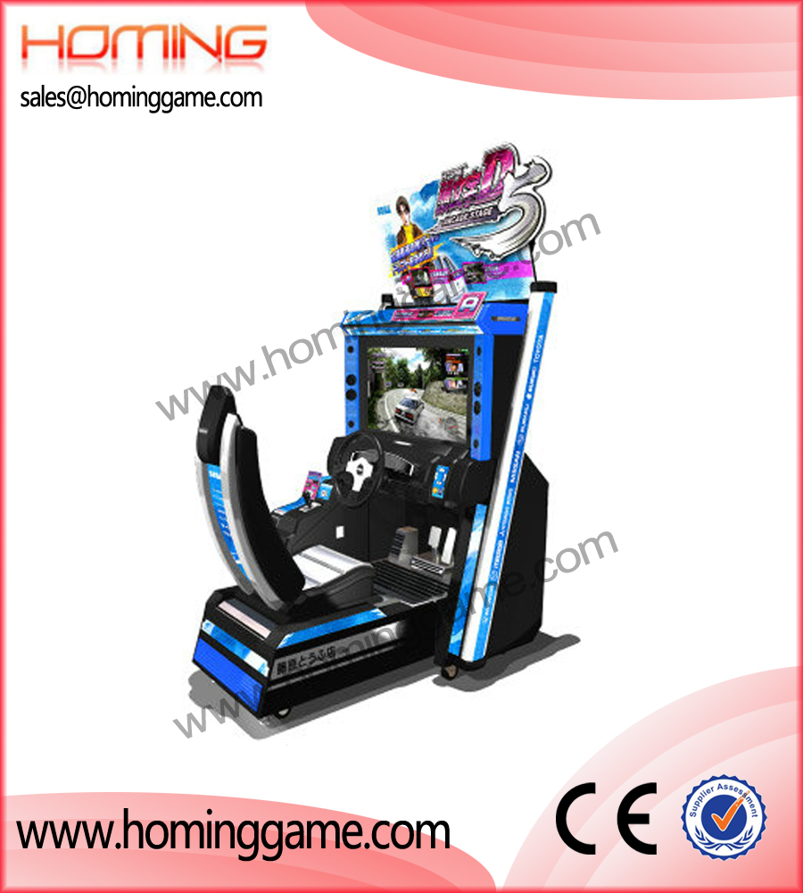 Initial D5 racing car game machine,game machine,racing car game machine,coin operated game machine,game machine,arcade game machine,amusement game equipment,amusement machine,indoor game machine,electrical slot game machine
