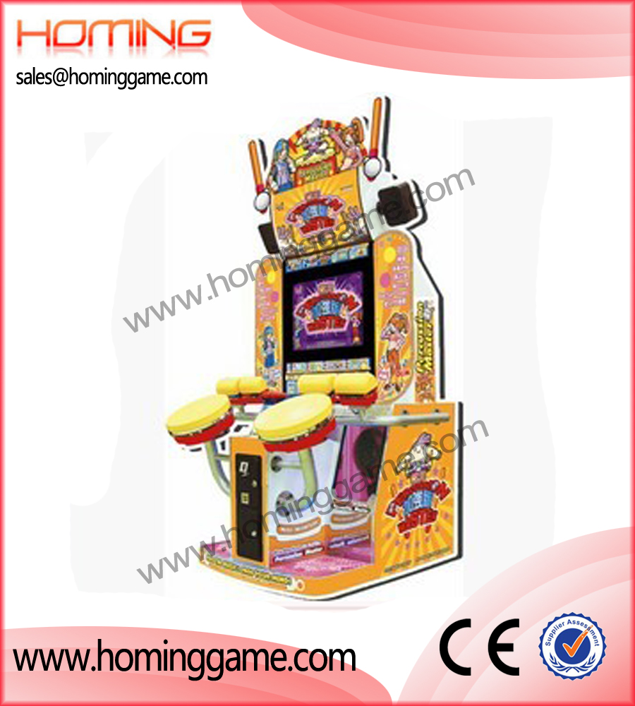 Percussion Master music game machine,music game machine,game machine,arcade game machine,coin operated game machine,indoor game machine,amusement game equipment