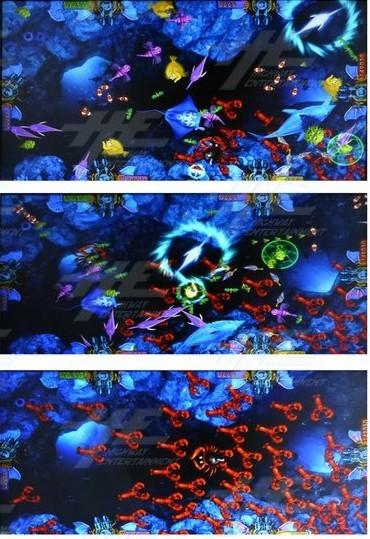 Ocean king 2 fishing game machine ocean king 2 upgrade for Ocean king fish game